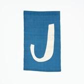 【受注生産品】POWER OF INDIGO 暖簾「J」