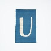 【受注生産品】POWER OF INDIGO 暖簾「U」