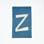 【受注生産品】POWER OF INDIGO 暖簾「Z」