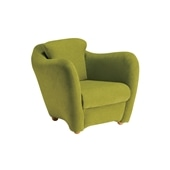 MINI MILLER ARM CHAIR Green
