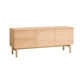 STILT SIDEBOARD L Natural