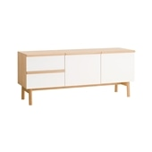 STILT SIDEBOARD L White