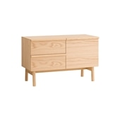 STILT SIDEBOARD S Natural