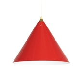 BERG LAMP Red