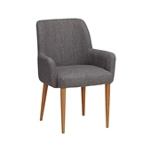 LIEVRE ARM CHAIR Gray