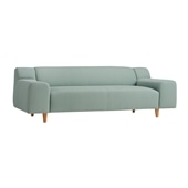 PLAISIR SOFA Blue Gray