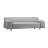 PLAISIR SOFA Gray