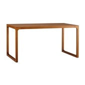 MALUH DINING TABLE 1450 ANTON brown