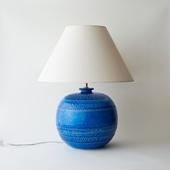 BITOSSI リミニブルー Vase Lamp low