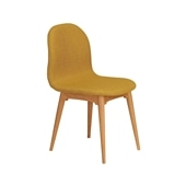 COCHONNET CHAIR Mustard