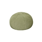 MINI PUUF MELANGE Sage green