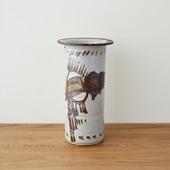 Vintage Lisa Larson Flower vase