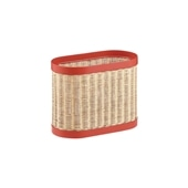 GARNITURE BASKET M Red