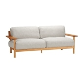 【在庫品】DIMANCHE SOFA (3) Light gray