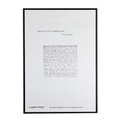 オノヨーコ 「A Poem To Be Read」/Rare ART POSTER展 feat. NIPPON