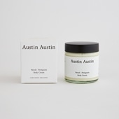 Austin Austin ボディクリーム neroli & petitgrain