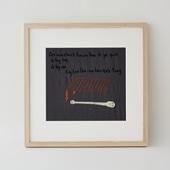 【一点物】モン族の刺繍アート「ワーチュン 002/5」