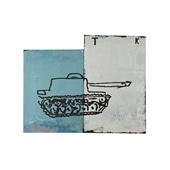【一点物】舞木和哉 「戦車でやってくる」