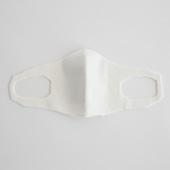 抗菌 洗える和紙ニットマスク ホワイト
