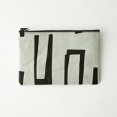 【IDEE TOKYO限定】柚木沙弥郎デザイン  SIWA ペンケース L ブロック