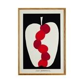 【一点物】山口一郎 「林檎 NO.2010 AOL1」