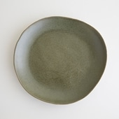 VAL DO SOL NORA Plate L グリーン
