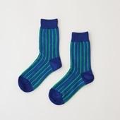 【IDEE TOKYO限定】柚木沙弥郎デザイン IDEE Daily Socks ライン M