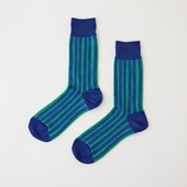 【IDEE TOKYO限定】柚木沙弥郎デザイン IDEE Daily Socks ライン L
