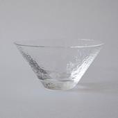菅原工芸硝子 ガラス小鉢 12cm