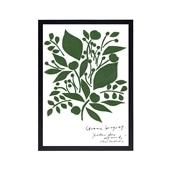 【定番品】ほりはたまお 「緑の花束」