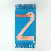 GUR Animalphabet 「Z」 70×120
