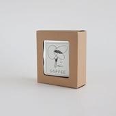 IDEEオリジナル 山口一郎ドリップコーヒー4Pセット