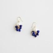 sai Pierce Lapis Lazuli & Pearl