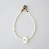 sai Necklace Shell & Mother of Pearl