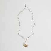 sai Necklace Shell & Pearl