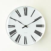 Arne Jacobsen 掛け時計 ROMAN φ290
