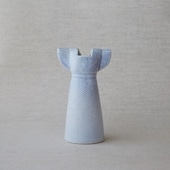 【定番品】Lisa Larson Vases Dress sky blue