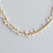 asumi bijoux shirotsumekusa necklace