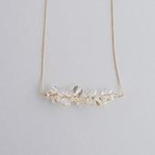 asumi bijoux asatsuyu necklace