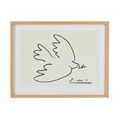 パブロ・ピカソ 「Dove of Peace」