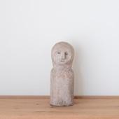【一点物】スンバ島 人物像石