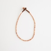 sai Necklace Sunstone