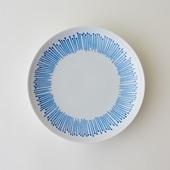 POOL コロコロのもの cento fiori 白磁皿 (大)