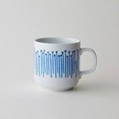 POOL コロコロのもの cento fiori マグカップ