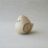 【定番品】Lisa Larson Bird (She)