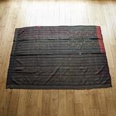 【一点物】インド ヴィンテージ ラリー キルト 213×158