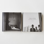 SAUL LEITER Early Black and White (2冊組)