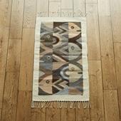 【一点物】サポテック ラグ (Isaac Vasquez Garcia) 60×100