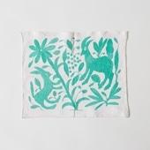 【一点物】オトミ刺繍 タペストリー S14