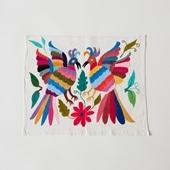 【一点物】オトミ刺繍 タペストリー S38